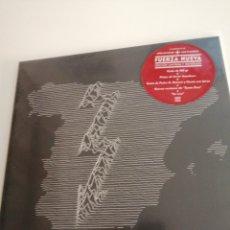 Discos de vinilo: LP DISCO VINILO FUERZA NUEVA LOS PLANETAS Y NIÑO DE ELCHE. Lote 255495395