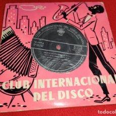 Discos de vinilo: PILAR MORALES & CONJUNTO FERNANDO ORTEU BRIGITTE BARDOT/SUCU SUCU +4 EP 7'' 1961 CID. Lote 255503425