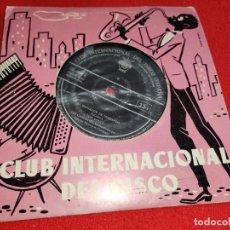 Discos de vinilo: LOS CAMPANTES & ANTONIO MOYA CONJUNTO EL ESCONDITE DE HERNANDO/MICAELA +4 EP 7'' 1960 CID. Lote 255504130