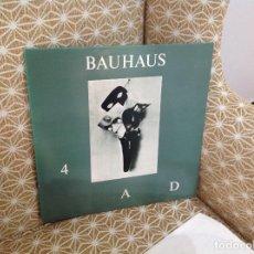 Discos de vinilo: BAUHAUS LP ENGLAND 1983 MUY RARO 4AD. Lote 255515030