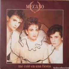 Discos de vinilo: SINGLE MECANO. Lote 255517255