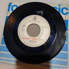 Discos de vinilo: LOS PAYOS - UN TIPO RARO / NO TENGO TIEMPO. PROMOCIONAL. Lote 255523255