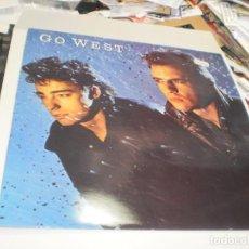 Discos de vinilo: LP GO WEST. CHRYSALIS 1985 UK (SEMINUEVO). Lote 255523795