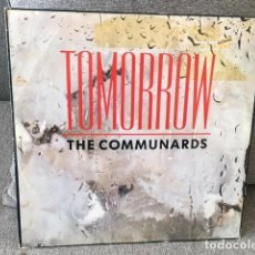 Discos de vinilo: THE COMMUNARDS . TOMORROW . EDICIÓN INGLESA DE 1987. Lote 255524935