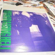 Discos de vinil: LP RUN DMC. RAISING HELL. LONDON 1986 ENGLAND (PROBADO, BIEN, SEMINUEVO). Lote 255531900