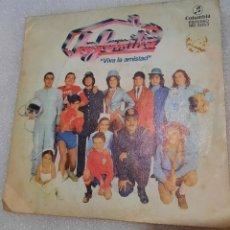Discos de vinilo: LA FAMILIA - VIVA LA AMISTAD. Lote 255538380