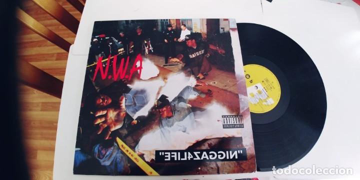 N.W.A.-LP EFIL4ZAGGIN (Música - Discos - LP Vinilo - Rap / Hip Hop)