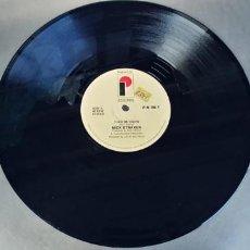 Discos de vinilo: NICK STRAKER-MAXI TURN ME DOWN. Lote 255546965