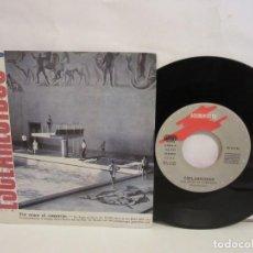 Discos de vinilo: ESCLARECIDOS - POR AMOR AL COMERCIO - 1988 - SINGLE - SPAIN - VG+/VG+. Lote 255551335