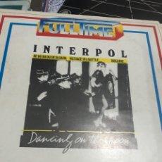 Discos de vinilo: INTERPOL . DISCO MIX. Lote 255555580