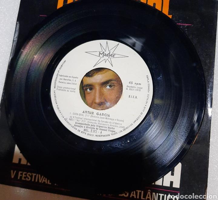 Discos de vinilo: Artur García - cada qual + 3 - Foto 2 - 255555985