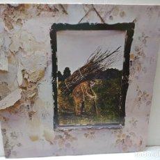 Discos de vinilo: LP-LED ZEPPELIN-AÑO 1971 NO USADO ORIGINAL ALEMAN. Lote 255556010