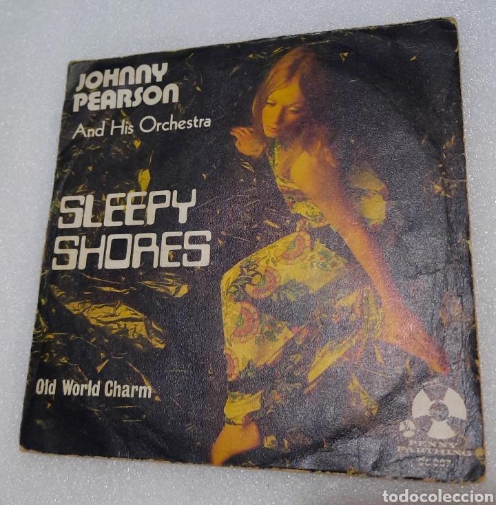 JOHNNY PEARSON & HIS ORCHESTRA - SLEEPY SHORES (Música - Discos - Singles Vinilo - Orquestas)