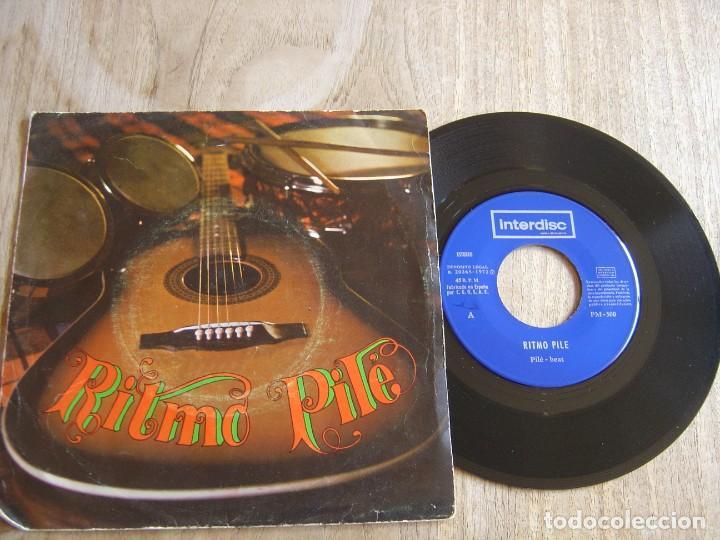 RITMO PILÉ. 1972. PROBADO. (Música - Discos de Vinilo - EPs - Grupos Españoles de los 70 y 80)