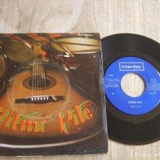 Discos de vinilo: RITMO PILÉ. 1972. PROBADO.. Lote 255562005