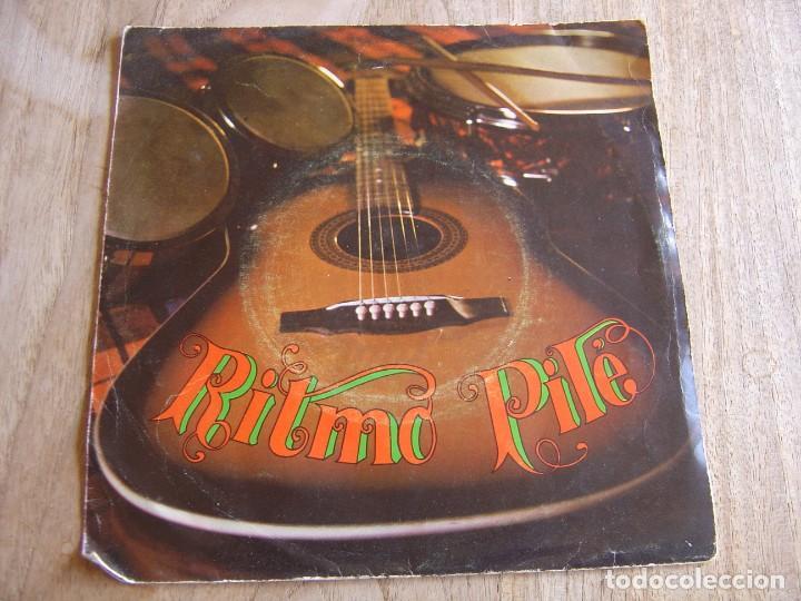 Discos de vinilo: RITMO PILÉ. 1972. PROBADO. - Foto 3 - 255562005
