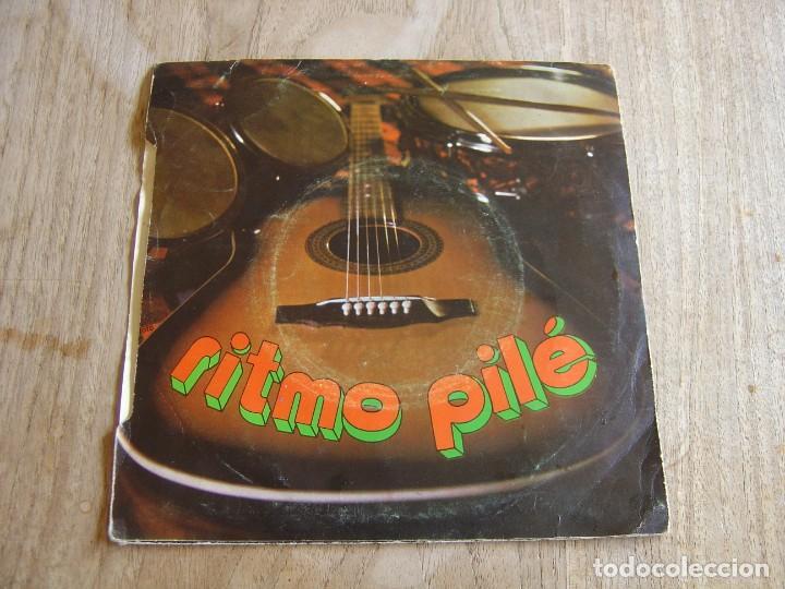 Discos de vinilo: RITMO PILÉ. 1972. PROBADO. - Foto 4 - 255562005