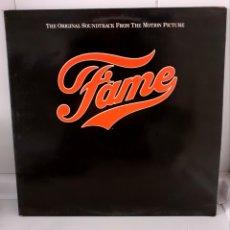 Discos de vinilo: FAME LP BSO. Lote 255564255