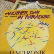 Discos de vinilo: JAM TRONIK . ESTOS ESTADOS DIFICILES APROVECHEN. Lote 255565960