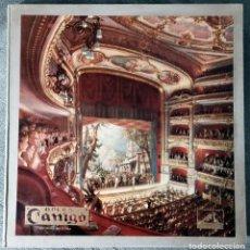 Discos de vinilo: ANTONIO MASSANA CANIGÓ (ÓPERA COMPLETA) CAJA CON 3LP LA VOZ DE SU AMO 1A EDICIÓN. Lote 255577130