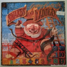 Discos de vinilo: GERRY RAFFERTY – SNAKES AND LADDERS CANADA,1980 UNITED ARTISTS RECORDS. Lote 255578000