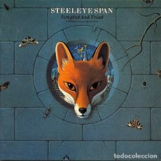Dischi in vinile: STEELEY SPAN TEMPTED AND TRIED. Lote 255591380