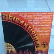 Discos de vinilo: GIGANTISIMO 2 LPS. Lote 255594535