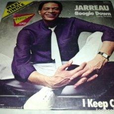 Discos de vinilo: JARREAU-BOOGIE DOWN. Lote 255594670