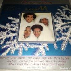 Discos de vinilo: BONEY M-CHRISTMAS ALBUM-ORIGINAL ESPAÑOL. Lote 255599245