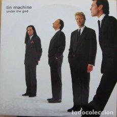 Discos de vinilo: TIN MACHINE -D.BOWIE UNDER THE GOD. Lote 255600465
