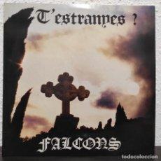 Discos de vinilo: FALCONS - T'ESTRANYES? · LP ·VINYL · ORIGINAL SPAIN · 1984 · PROG-ROCK. Lote 255603515