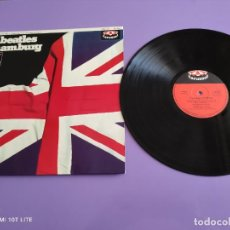 Discos de vinilo: DIFICIL LP. THE BEATLES IN HAMBURG. PRINTED IN GERMANY. KARRUSSELL 635056. Lote 255604860