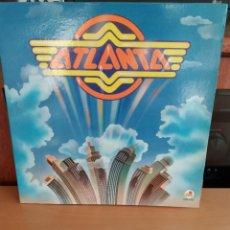 Discos de vinilo: LP ** ATLANTA ** ATLANTA ** COVER/ EXCELLENT ** LP/ EXCELLENT/ NEAR MINT ** 1982. Lote 255605550