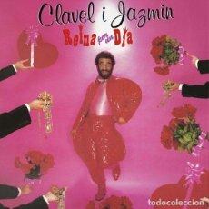 Discos de vinilo: CLAVEL I JAZMIN - REINA POR UN DIA · LP · VINYL · RSD 2020 · NEW & SEALED. Lote 255608095
