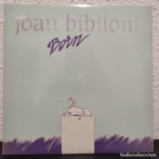 Discos de vinilo: JOAN BIBILONI - BORN · LP · VINYL · SPAIN · 1989 · DM 002 L. Lote 255612770