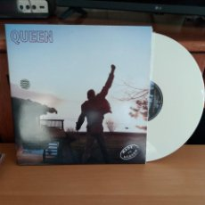 Discos de vinilo: LP ** THE QUEEN ** MADE IN HEAVEN ** LIMITED EDITION WHITE COLOUR ** 1995. Lote 255613715