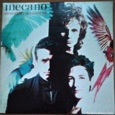 """Discos de vinilo: LP """"DESCANSO DOMINICAL"""" MECANO 1988 - COMO NUEVO. Lote 255617910"""