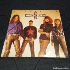 Discos de vinilo: HÉROES DEL SILENCIO - DESPERTAR - EDICIÓN ORIGINAL DE 1991.. Lote 255639480