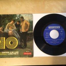 """Discos de vinilo: LOS NO - LA LLAVE / SENTADA A MI LADO / GLORIA / LLORO POR TI - SINGLE RADIO 7"""" 1966 SPAIN RARÍSIMO. Lote 255651140"""