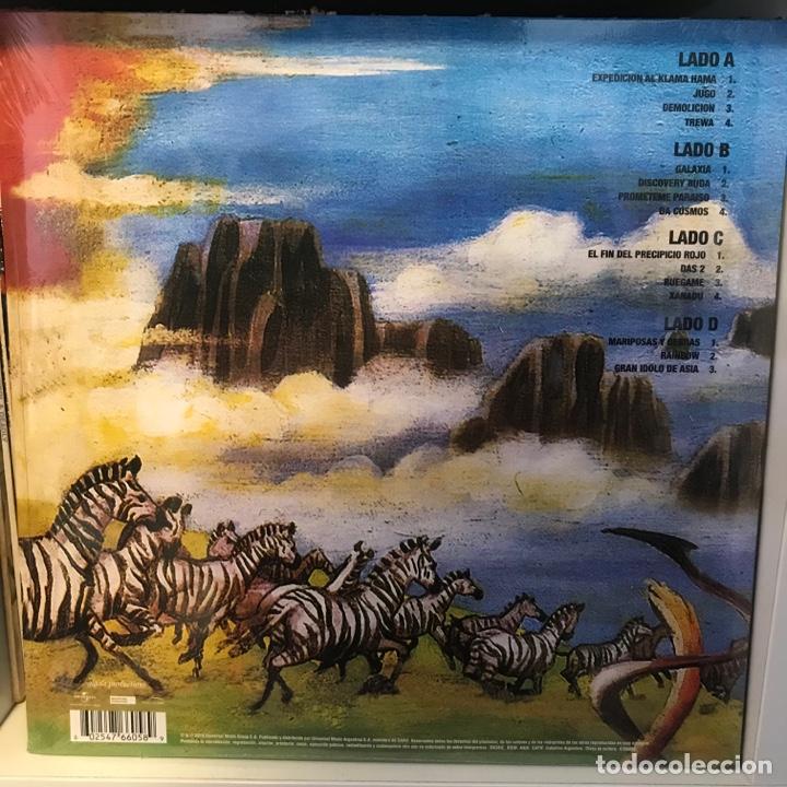 Discos de vinilo: Illya Kuryaki & The Valderramas – Versus - Foto 2 - 255651785