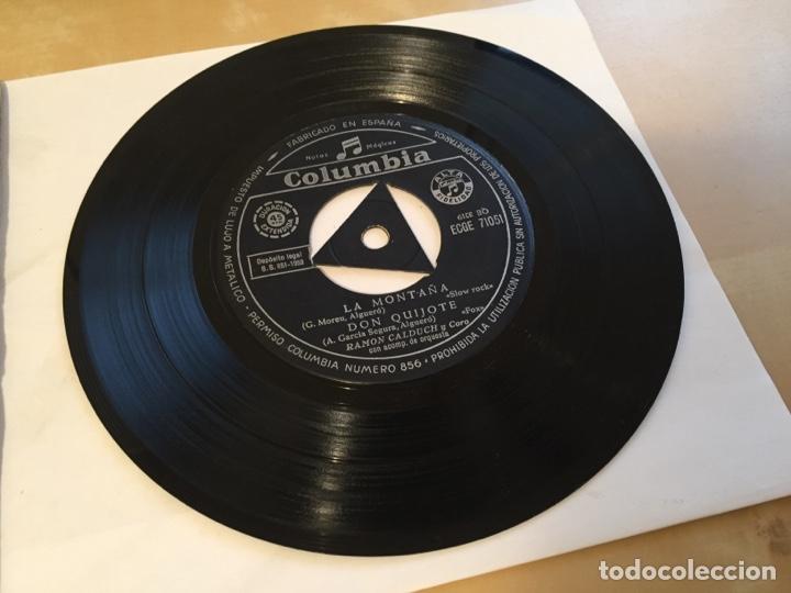 """Discos de vinilo: Primer Festival de la Canción Española de Benidorm EP - Ramon Calduch 1959 - SINGLE RADIO 7"""" - SPAIN - Foto 2 - 255652050"""