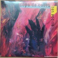 """Discos de vinilo: LPS 2 """"BEN ENDINS"""" SOPA DE CABRA 1991- COMO NUEVO. Lote 255658700"""