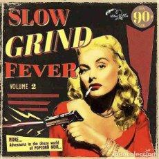 Discos de vinilo: VARIOS SLOW GRIND FEVER VOLUME 2 (LP) . RECOPILACIÓN VINILO SOUL R&B EXOTICA. Lote 255661395