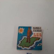 Discos de vinilo: MANOLO ESCOBAR. Lote 255661420
