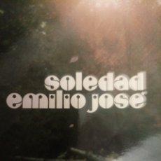 Discos de vinilo: DISCO SOLEDAD (EMILIO JOSÉ). Lote 255662180