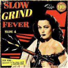 Discos de vinilo: VARIOS SLOW GRIND FEVER VOLUME 4 (LP) . RECOPILACIÓN VINILO SOUL R&B EXOTICA. Lote 255662600
