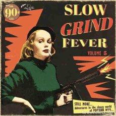 Discos de vinilo: VARIOS SLOW GRIND FEVER VOLUME 5 (LP) . RECOPILACIÓN VINILO SOUL R&B EXOTICA. Lote 255663085