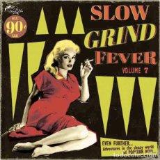 Discos de vinilo: VARIOS SLOW GRIND FEVER VOLUME 7 (LP) . RECOPILACIÓN VINILO SOUL R&B EXOTICA. Lote 255663830