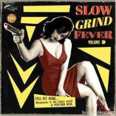 Discos de vinilo: VARIOS SLOW GRIND FEVER VOLUME 9 (LP) . RECOPILACIÓN VINILO SOUL R&B EXOTICA. Lote 255665055