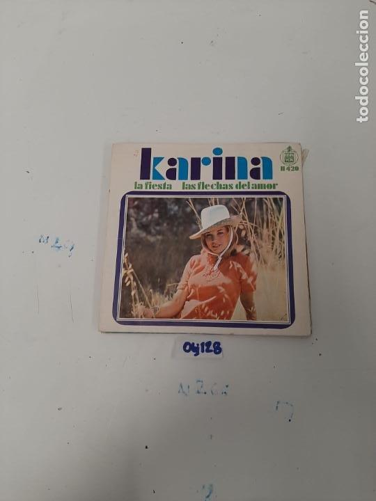 KARINA (Música - Discos - Singles Vinilo - Otros estilos)